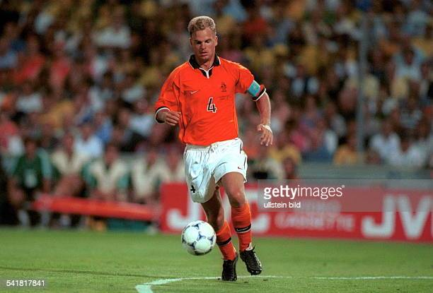 1998 FIFA World Cup in France Frank de Boer * Football player Netherlands member of the national team Semifinal in Marseille Netherlands 2 4 Brazil...