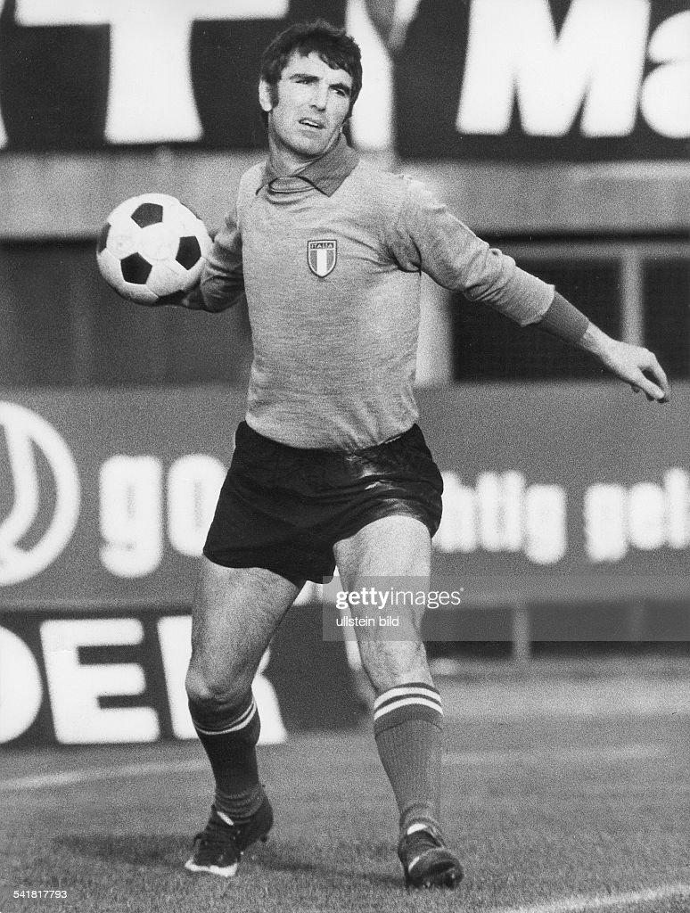 1974 FIFA World Cup in Germany Dino Zoff 28 02 1942 Football