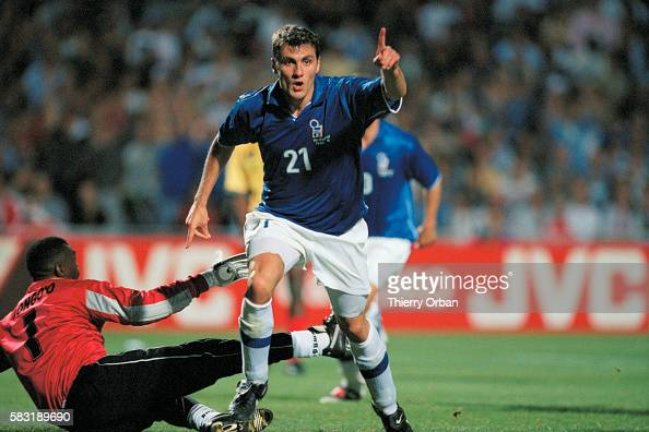 Image result for Christian vieri vs cameroon