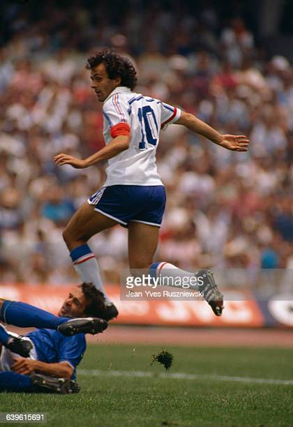 Image result for michel platini goal vs italy