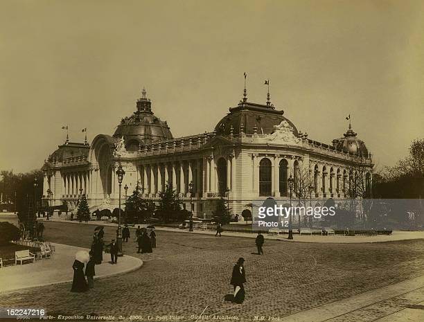 World Exhibition Paris The Petit Palais Architect Girault Photographer M B Print Private collection