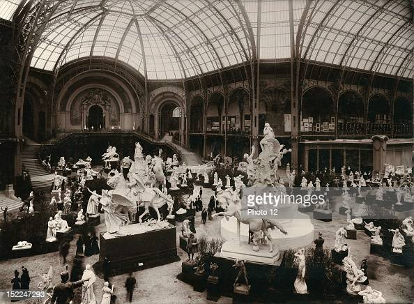 Exposition universelle 1900 stock photos and pictures getty images - Exposition grand palais paris ...