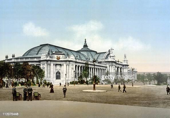 the 'Grand Palais'