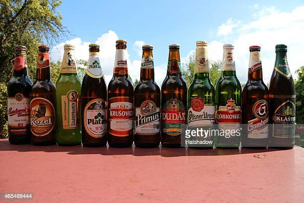 World Famous Czech Beer Brands