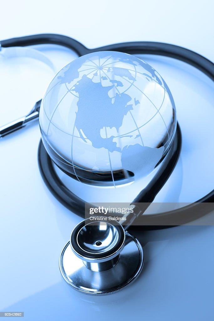 World Health : Stock Photo