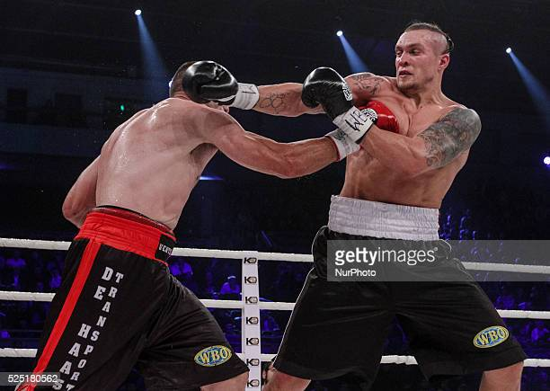 World heavyweight boxing champion Olympic champion Oleksandr Usyk Ukraine contunued his reign of terror in the cruiserweight division with a ninth...