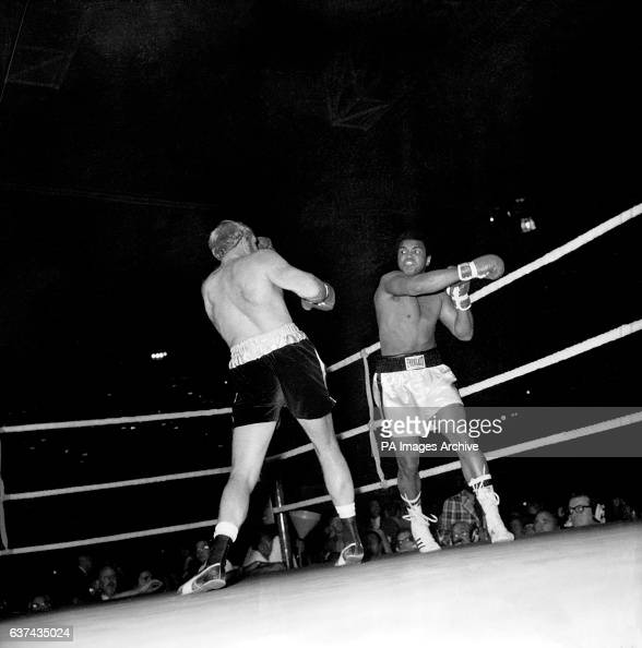 Boxing World Heavyweight Championship Muhammad Ali V Richard Dunn Pictures Getty Images