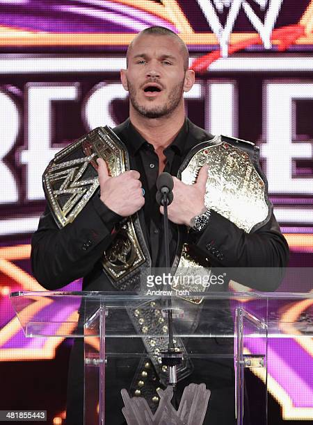 Randy Orton Stock Photos and Pictures - 56.5KB