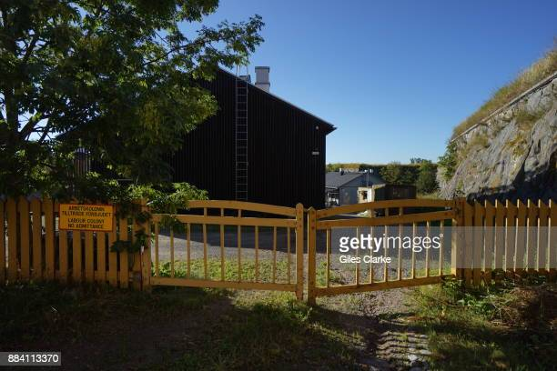 World Heritage Site Suomenlinna sea fortress photographed on August 19 2015 Suomenlinna was shaped by three historic eras when it helped to defend...