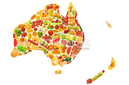 World map made of many fruits and vegetables stock photo thinkstock world map made of many fruits and vegetables stock photo gumiabroncs Image collections