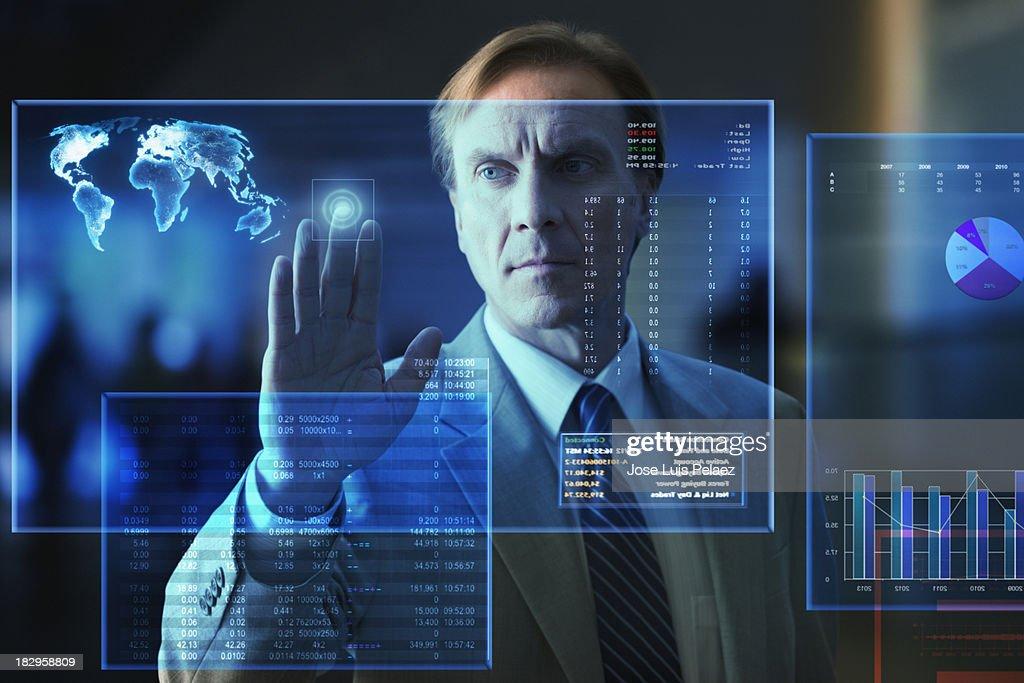 World of Business : Stock Photo