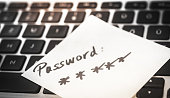 World change your password day concept, background