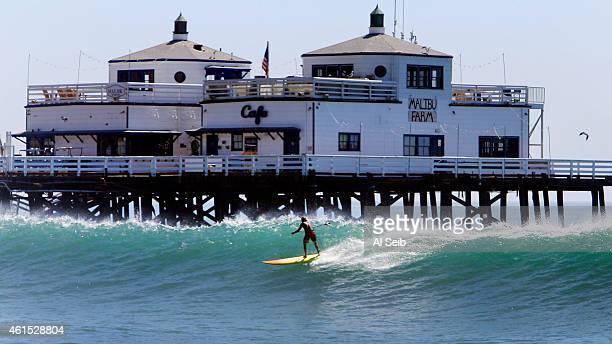 surfing surfrider beach laird hamilton