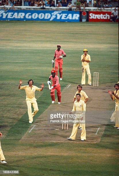 World Series Cricket Sydney 1979 Australia v West Indies Max Walker Greg Chappell David Hookes Dennis Lillee and others