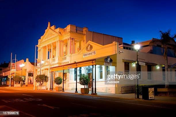 World Theatre in the well preserved heart of the city the One Square Mile The building began life in 1892 as the Australia Bank of Commerce Charters...