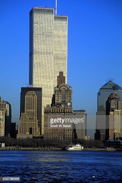 World Trade Center six months before 9/11