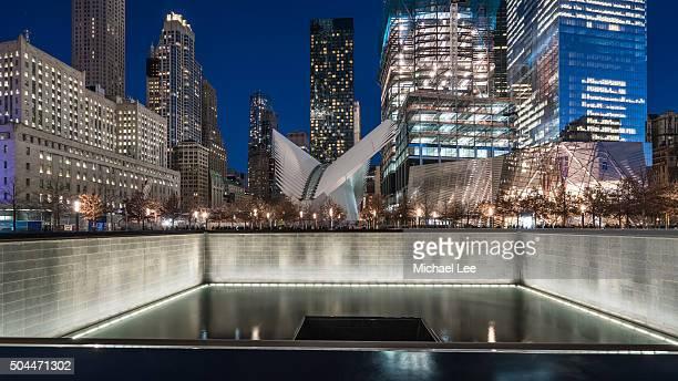 World Trade Center Transportation Hub - New York
