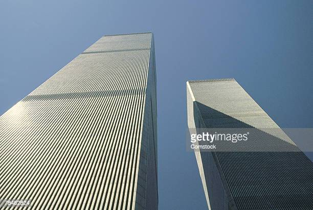 World Trade Center Twin Towers , Manhattan , New York