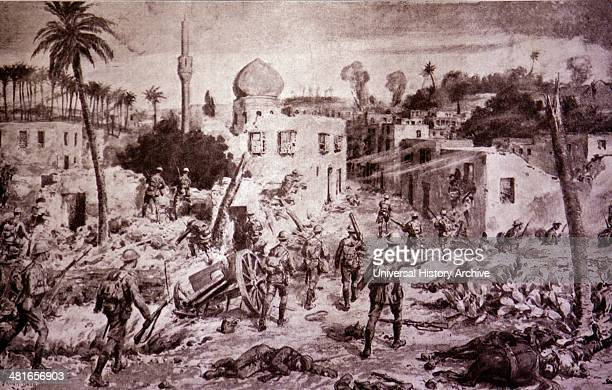 World War 1 November 7th the second stage in Sir Edmund Allenby's victorious advance was the capture of Gaza Beersheba during the campaign in...