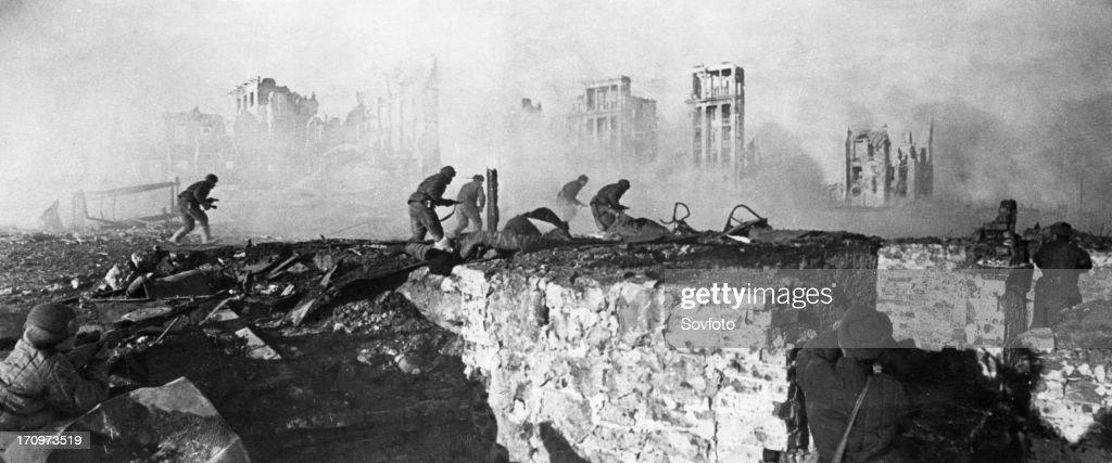 World war 2 battle for stalingrad 1942
