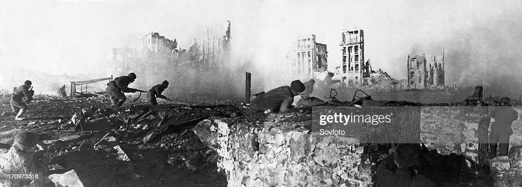 World war 2 battle of stalingrad november 1942