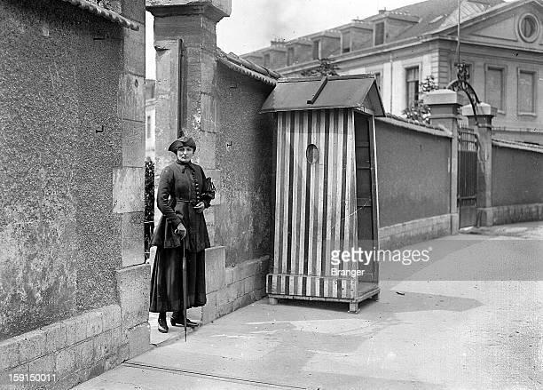 World War I Barracks manageress