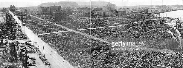 World war ii the development of the atom bomb