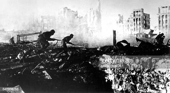Research paper on Battle of Stalingrad.?