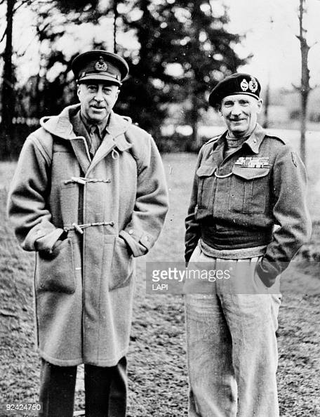 World War II. Marshal Montgomery Pictures | Getty Images