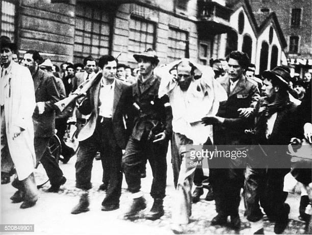 World War II1944 1945 Italian FascismFascist prisoner of the partisans