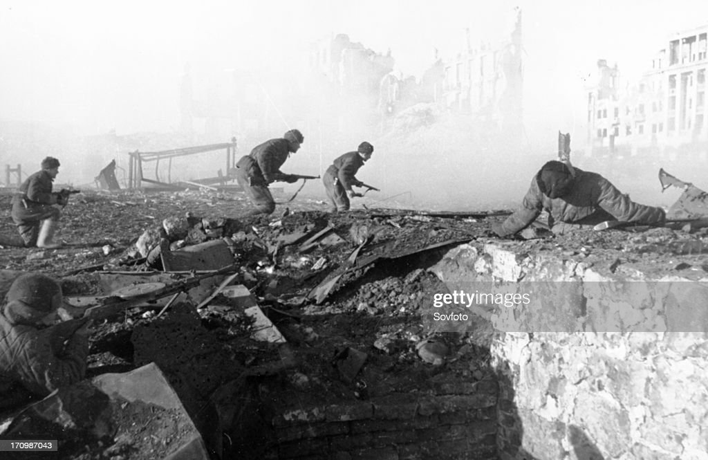 battle of stalingrad 1942