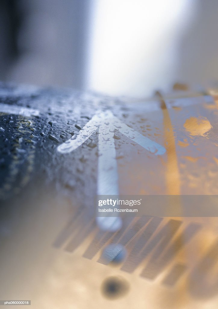 World wide web symbol with arrow, close-up : Stock Photo