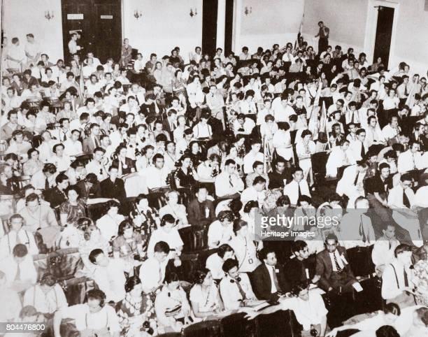 World Youth Congress Vassar College Poughkeepsie New York USA 1624 August 1938