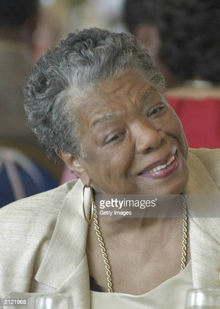 Worldrenowned Poet Dr Maya Angelou honored four local Charlotte women leaders during the first ever Maya Angelou Women Who Lead Luncheon sponsored by...