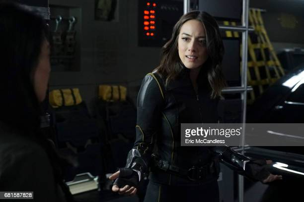 S AGENTS OF SHIELD 'World's End' With the surprising emergence of Ghost Rider Coulson and the team attempt to stop Aida from ending the world on the...