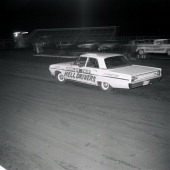 Worlds Fair Hell Drivers Dodge Sponsorship Jack Kochman
