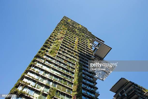 Worlds Tallest Vertical Garden