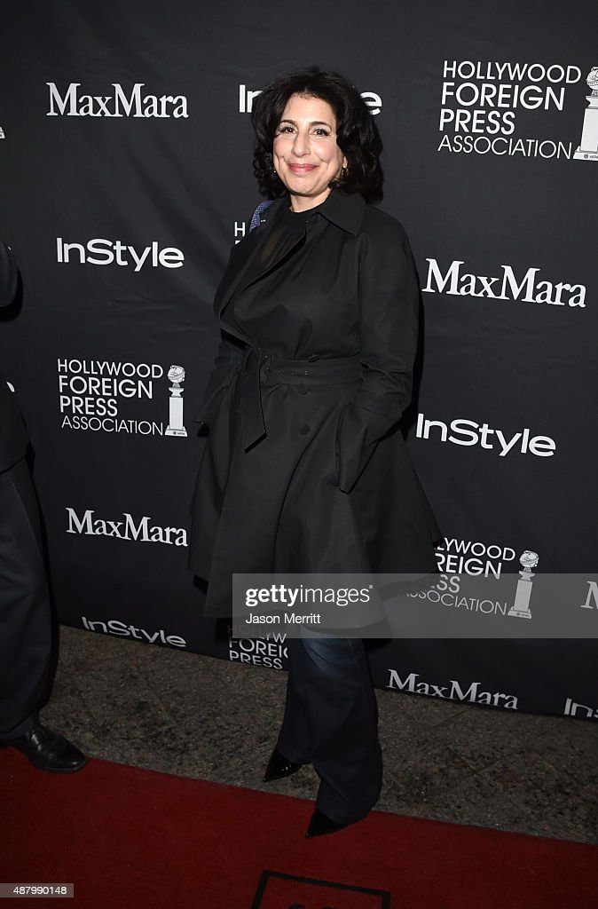 Worldwide Marketing and Distribution for Warner Bros. Pictures Sue Kroll attends the InStyle & HFPA party during the 2015 Toronto International Film Festival at the Windsor Arms Hotel on September 12, 2015 in Toronto, Canada.