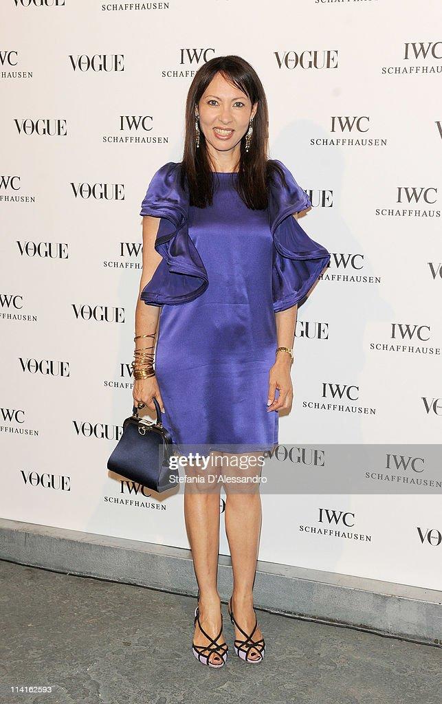 Worli Tomei Mantegazza attends Vogue and IWC present 'Peter Lindbergh's Portofino' at 10 Corso Como on May 12, 2011 in Milan, Italy.