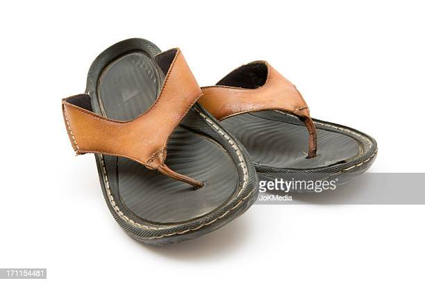 Worn Flip Flops