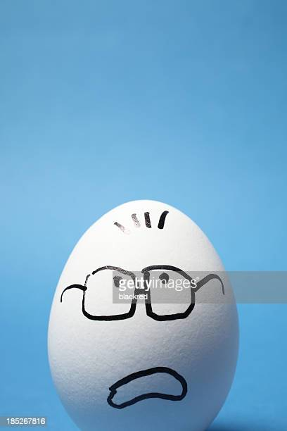 Worrying Egg