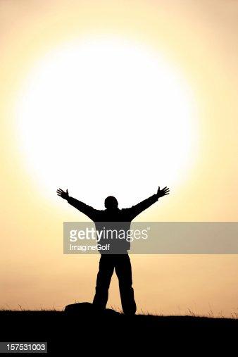 Praising Religion Stock Photos - 49.3KB