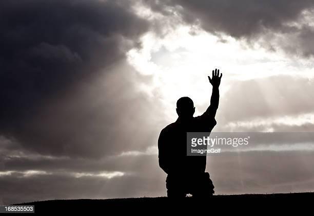 Worship Silhouette