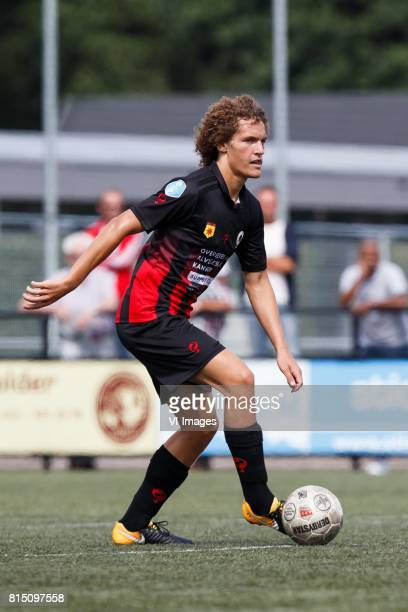 Wout Faes of Excelsior during the friendly match between XerxesDZB and Excelsior Rotterdam at Sportpark Faas Wilkes on july 15 2017 in Rotterdam the...
