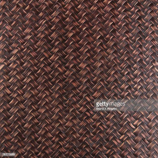 Woven natural fibers