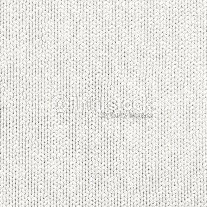 Woven Wool White Fabric Texture Stock Photo | Thinkstock