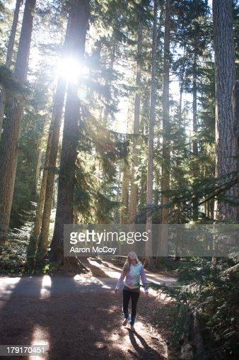 Wow, big trees