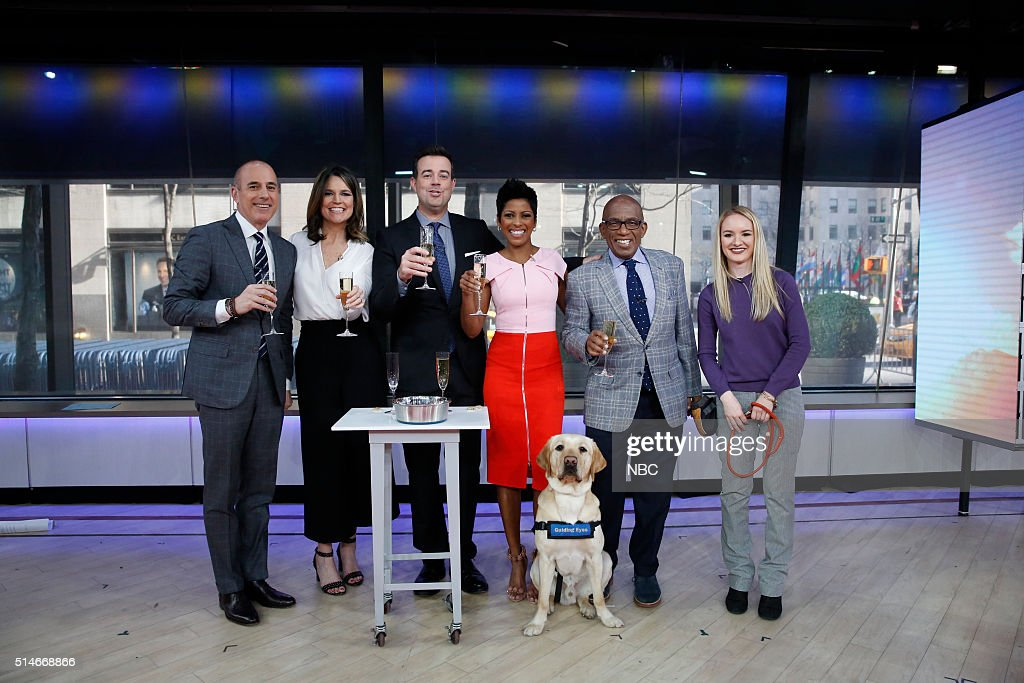 "NBC's ""Today"" Goodbye Wrangler the Dog"