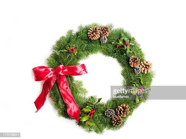 Kranz für Weihnachten