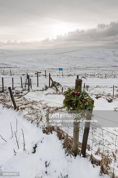 Wreath on the Moors-Moors murders.